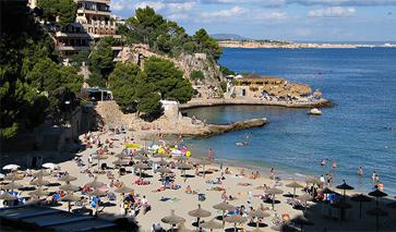 Mallorca - Zentrum der Balearen