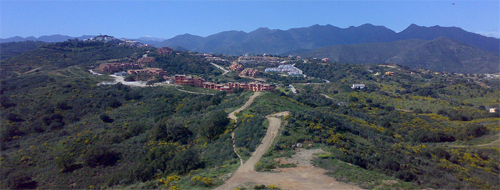 Andalusien Landschaft