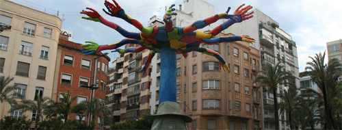 Escultura Castellón