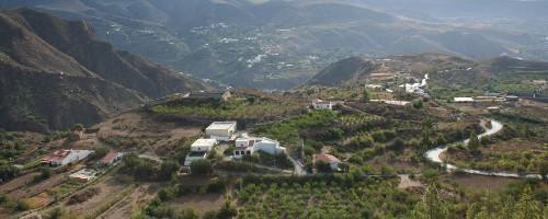 Berglandschaft auf Gran Canaria