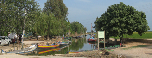 Hafen von la albufera