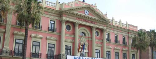Rathaus von Murcia