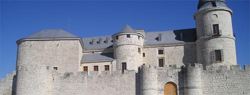 Burg in Kastilien-Léon