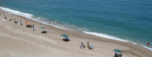 Strand Melilla