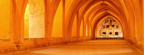 Alcazar Provinz Sevilla