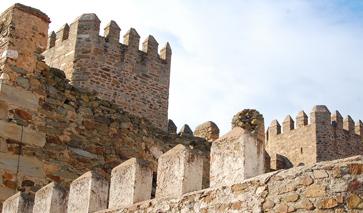 Provinz Cáceres Spanien