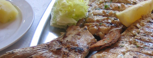 Gastronomie  Ceuta
