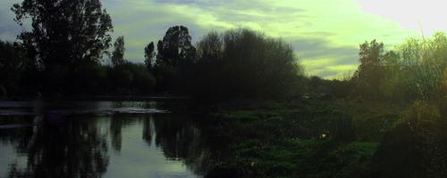 Fluss Guadiana
