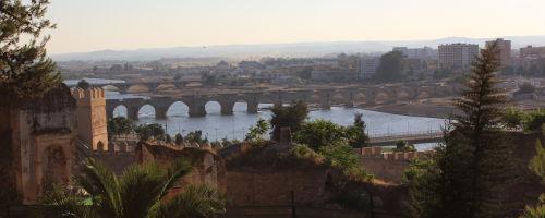 Badajoz: Puente de Puerta de Palmas