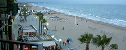 Strand Torredembarra