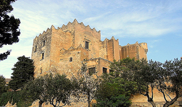 Altafulla in der Provinz Tarragona, Katalonien, Spanien