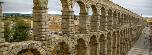 römische Ingenieurkunst Wahrzeichen