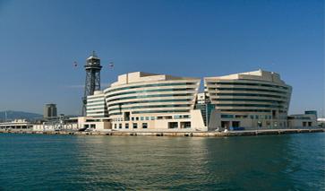 Hafen von Barcelona, Provinz in der Gemeinschaft Katalonien