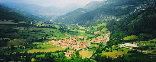Kantabrien Landschaft