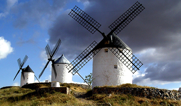 Kastilien La-Mancha Neukastilien