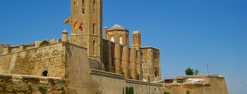 Kathedrale Seu Vella in Lleida