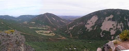 Naturpark Ciudad Real Bergregion