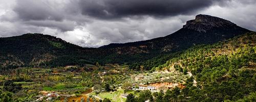 Sierra de Alcaraz Berg Albacete