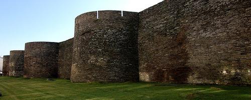 Stadtmauer Lugo