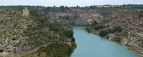 Fluß Schlucht Natur