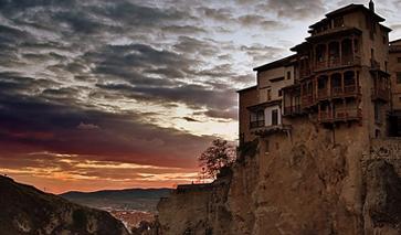 Stadt Cuenca Weltkulturerbe