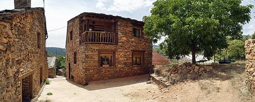 Häuser in La Alcarria