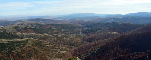Naturschutzpark Hayedo de Tejera negra