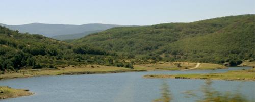 Burgos Landschaft