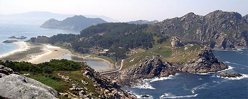 Inselgruppe Cies