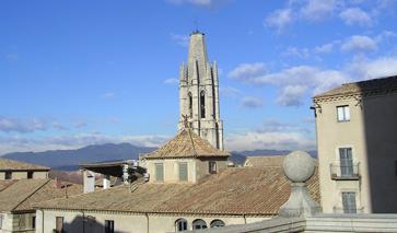 Provinz Girona in Katalonien