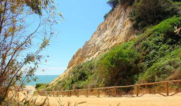 Küste und Meer in Huelva