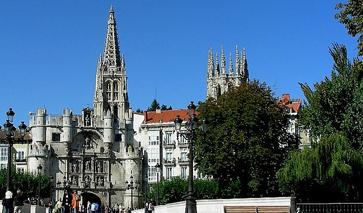 Provinz Burgos in Spanien