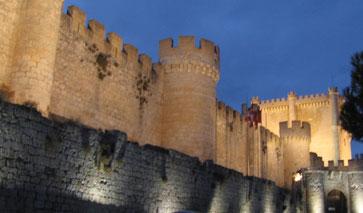 Burg von Penafiel