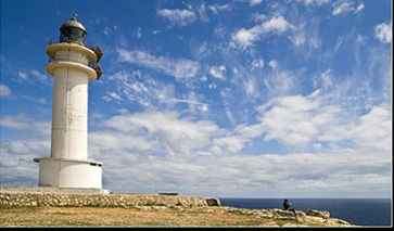 Leuchtturm La Mola auf Formentera