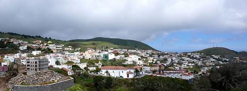 Valverde - Hauptstadt von El Hierro