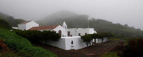 Die Kapelle Eremita de los Reyes