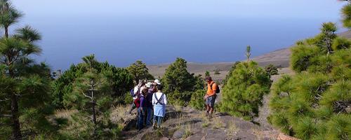 Wandern auf der Insel El Hierro
