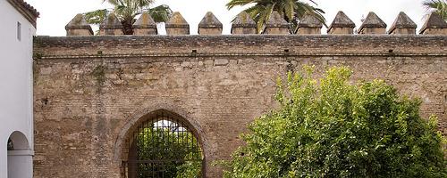 Garten in Córdoba