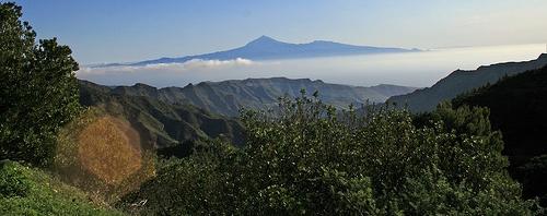 La Gomera - Durch das Tal von Benchijigua