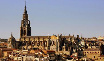 Kathedrale und Altstadt von Toledo