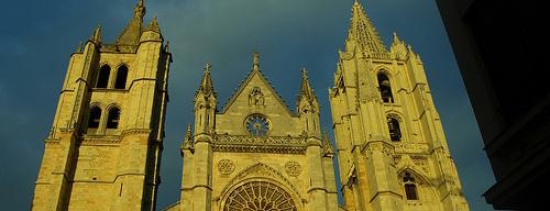 Kathedrale Santa María de Regla in León