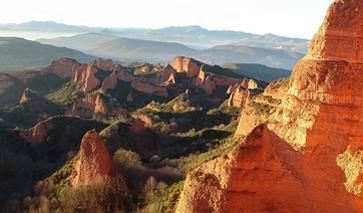 Ehemaliges Bergbaugebiet der Römer, Las Médulas
