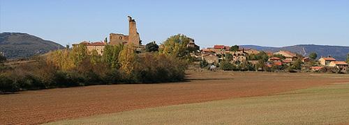 ein mittelalterlicher Ort in der Provinz Soria
