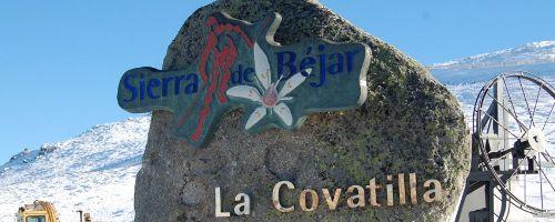 Skigebiet Sierra de Béjar-La Covatilla