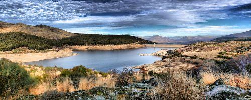 Die Sierra de Béjar