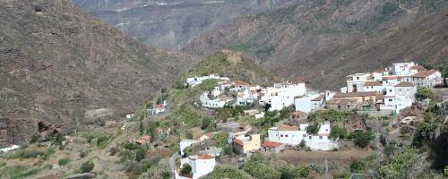 Bergland im Inselinneren von Gran Canaria